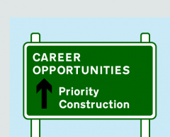 Career Opportunities at Priority Construction