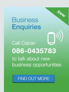 New business enquiries